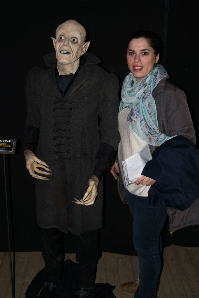 Exposicion cuarto milenio, Drácula - Los viajes de Margalliver